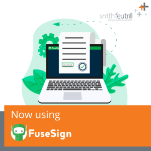 Smith Feutrill are now using FuseSign!